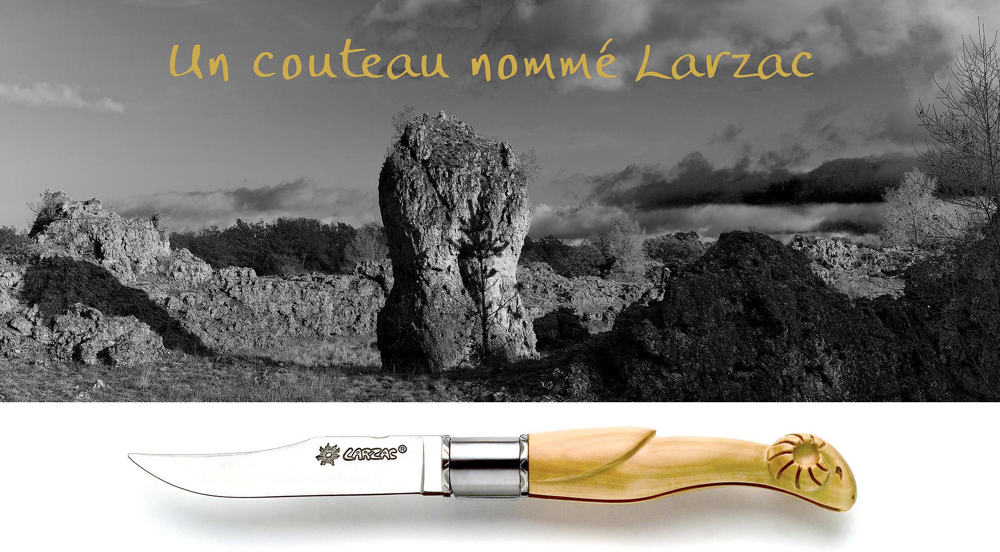Un Couteau nommé Larzac
